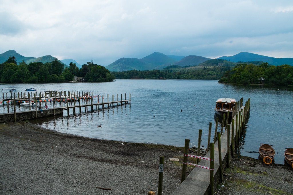Derwentwater Lake Walk, Keswick, Lake District